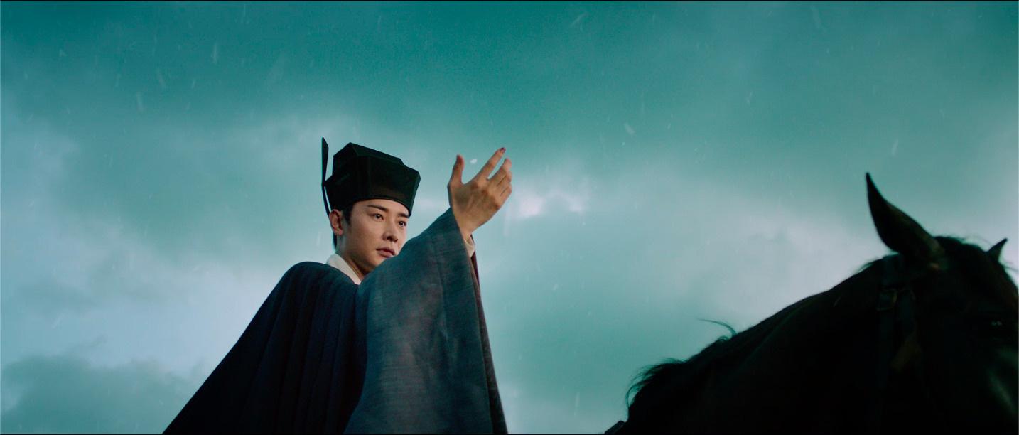"""《鹤唳华亭》原着作者雪满梁园发博呼罗晋""""我的皇太子殿下"""""""