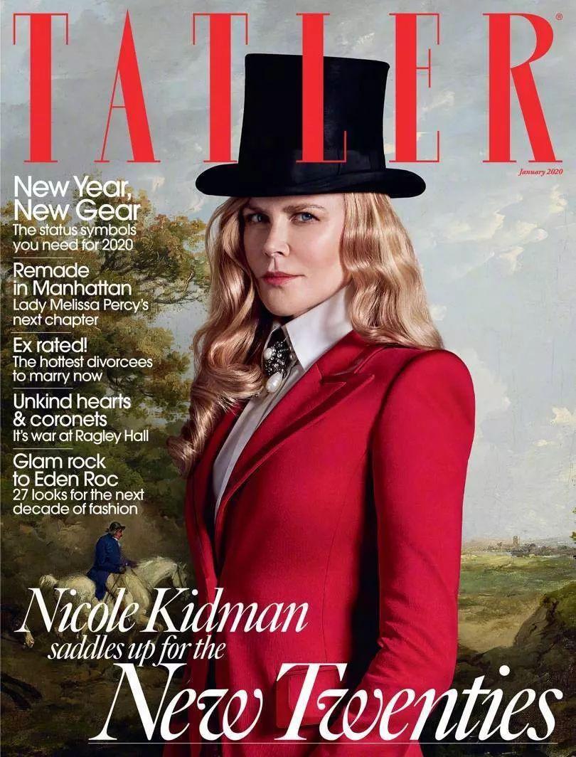 妮可·基德曼的自我致敬 | 赏色