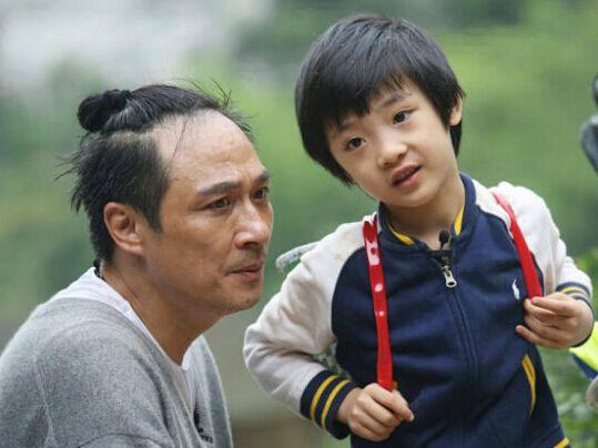 <b>吴镇宇称儿子遭受校园暴力 曾被打到脸淤青</b>