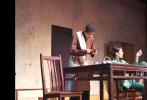1月1日,网上曝光了多则王俊凯参加北京电影学院期末汇报演出的视频,王俊凯在话剧表演《日出》中饰演极具京味儿的店小二小顺子。穿上布衫,头戴瓜皮帽,腰间系着泛旧的围裙,手里拿着一条毛巾,俨然一副店小二的扮相。