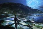 1月7日,导演詹姆斯·卡梅隆在2020年的CES展会上分享了《阿凡达2》电影首批概念艺术照,正式揭开了续作的神秘面纱!照片展示了潘多拉星球的海洋世界,画面中还出现了类似于蛇颈龙的新生物,作品延续了《阿凡达》唯美梦幻的影调,带给人以无限遐想。  