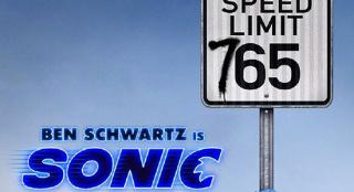 《刺猬索尼克》发布新海报 真人版索尼克造型逼真