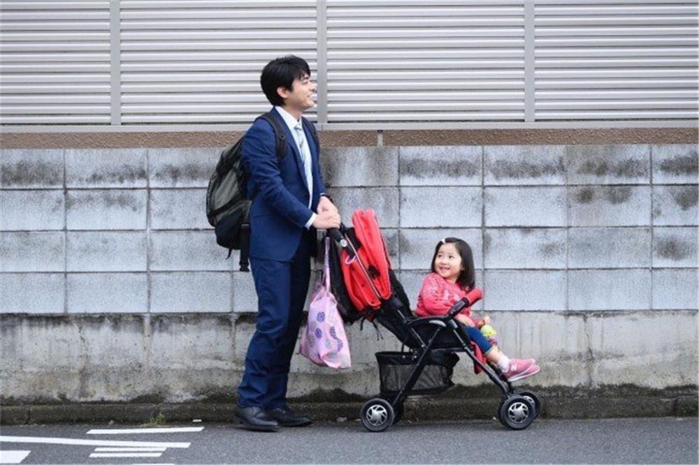 广末凉子《Step》曝首波剧照 山田孝之演单亲爸爸