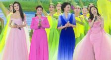 老中青文艺工作者2020年春节大联欢 肖战用方言演绎亲情故事