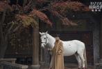 1月14日,肖战登封《时尚芭莎》二月刊的第二组大片发布,和银发造型截然不同的风格。照片中,肖战身穿驼色风衣,与一匹白马站在幽静林间,望向镜头的双眸温柔似水;骑在马背上的身姿,风流倜傥,化身白马王子。