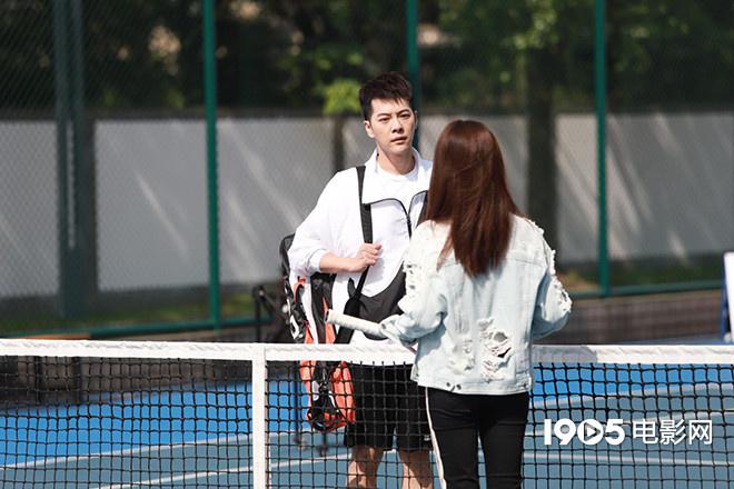 《触网情深》曝伤痛版预告 徐海乔赖雨濛破茧重生