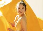 辣目洋子曝性感写真 穿泳装展现微胖女孩自信一面