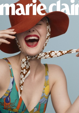 艾麗·范寧登封時尚雜志 甜美小仙女變成摩登女郎