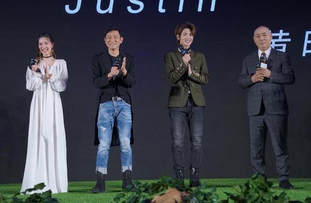 刘德华首度出演孙悟空 监制《七圣》与钟楚曦结缘