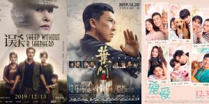 """周票房:大盘备战""""春节档"""" 大年初一预售破2亿"""