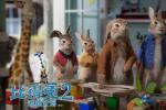 超級萌兔!《比得兔2:逃跑計劃》曝滿載而歸海報