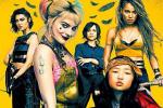 《猛禽小队》发最新IMAX海报 小丑女率众亮相