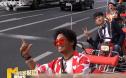 王宝强遇上日本相扑 唐探组合现学卡丁车狂奔日本街头