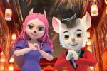 《魔法鼠乐园》曝鼠贺新春海报 开启魔法世界