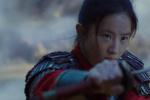 迪士尼真人版《花木蘭》發新預告 劉亦菲鞏俐對打
