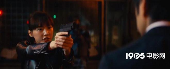 电影版《太太请小心轻放》发布预告 绫濑遥持枪