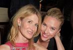 当地时间2月2日,英国伦敦,第73届英国电影学院奖(BAFTA)颁奖典礼举行,随后众星又参加了奈飞派对。