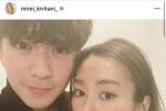 桐谷美玲宣布怀孕喜讯 网友看好高颜值夫妇下一代