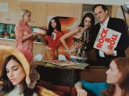 昆汀携《好莱坞往事》演员登刊 打造摩登剧情写真