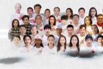 黄晓明王俊凯等人献唱公益歌曲《我们心在一起》