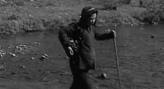 《翠岗红旗》于蓝出演坚强的农村妇女,怀孕独自逃亡让人泪奔!