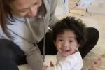 瓦妮莎晒7个月小女儿视频 称其很像科比和吉安娜