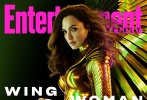 日前,盖尔·加朵身披黄金战甲,以神奇女侠造型登《娱乐周刊》杂志封面,为新作《神奇女侠2》造势,电影最新剧照同步释出。