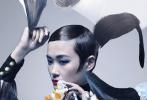 2月13日,《VOGUE服饰与美容》曝光与李宇春合作的三月刊封面大片,这也是李宇春在年内第二次登上该杂志封面。
