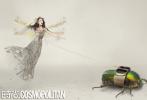 2月17日,Angelabay为《时尚COSMO》三月开季封拍摄的大片释出,这也是Angelabay第八次登封《时尚COSMO》。