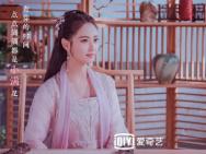 """《两世欢》发""""古绢""""海报 于朦胧陈钰琪形象曝光"""