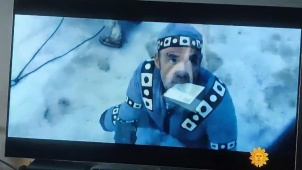 《野性的呼唤》幕后特辑 动作捕捉演员魔性互动
