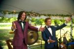 基努《比尔和泰德3》曝新剧照 银幕好友人到中年