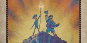 《1/2的魔法》曝杜比版海報 魔法兄弟踏上征途