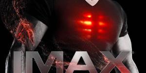 《喋血战士》发布IMAX海报 范·迪塞尔双眼通红