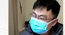 雷医生面对镜头忍不住哽咽:我觉得我们就应该站出来帮他们