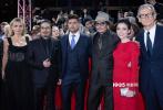 当地时间2月21日,电影《水俣病》在第70届柏林国际电影节首映,主演约翰尼·德普、比尔·奈伊、真田广之、凯瑟琳·詹金斯、美波等主创悉数亮相。