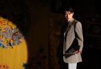 2月24日,刘昊然为《OK!精彩》三月开季刊拍摄的时尚大片,抢先曝光了一则10秒预告。