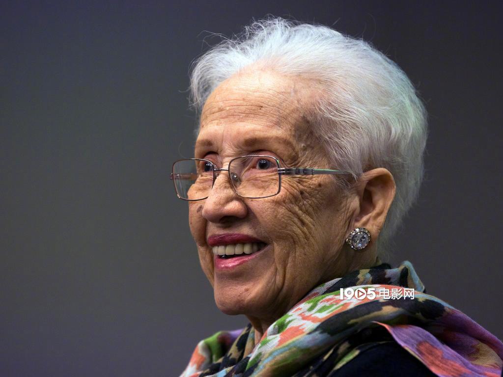 千变花花:《隐藏人物》原型科学家凯瑟琳逝世 享年101岁
