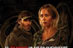《寂静之地2》曝国际版海报 墨菲全新加盟引关注