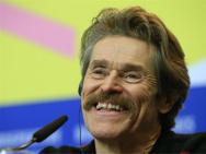 《西伯利亞》舉行記者會 威廉·達福笑容滿面