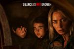 《寂静之地2》发布新海报  艾米莉·布朗特护子心切