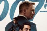 《007》发布中文版海报 丹尼尔·克雷格侧颜出场!