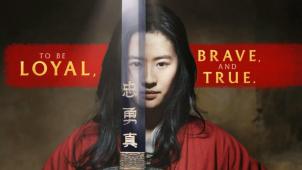《花木兰》新曲《Loyal Brave True》歌词版MV