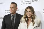 澳洲官方:汤姆·汉克斯夫妇在美国感染新冠肺炎