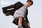 3月18日,王俊凯成为《时尚先生Esquire·fine》开年刊封面人物大片发布,同时也开启了杂志预售。