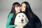 木村光希晒合照表白姐姐 姐妹俩一个像爸一个像妈