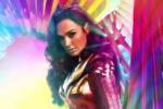 《神奇女侠2》曝动态海报 加朵身穿黄金鹰战甲