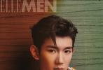 3月30日,王源登封《ELLEMEN》4月刊封面大片发布。首登《ELLEMEN》的王源,以少年之姿演绎成熟味道,运动短裤, 硬朗皮衣, 温暖毛衣,尽显多重魅力。