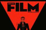 《黑寡妇》登电影杂志封面 黑+红艺术风格十足
