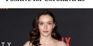 美版《福尔摩斯》女演员确诊新冠 症状已减轻